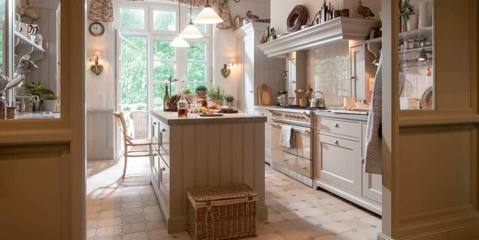 Klassieke Landelijke Keuken