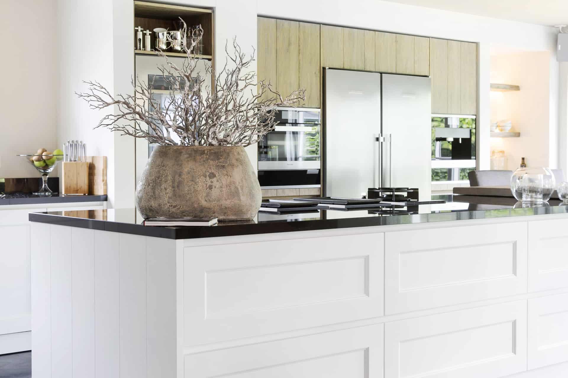 Modern En Klassieke Keuken