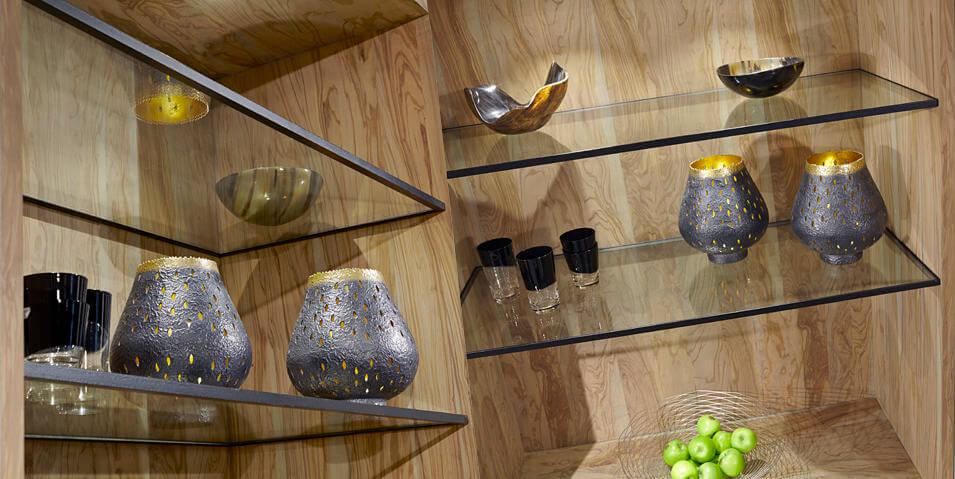 Moderne keuken hout